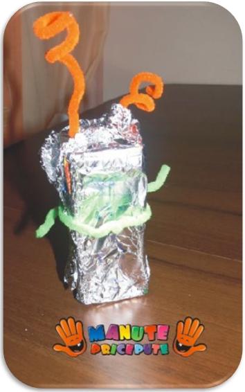 Robotel extraterestru