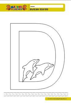 Fisa de lucru litera D