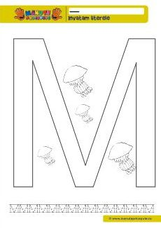 Litera M