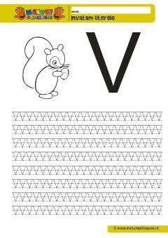 Litera  V