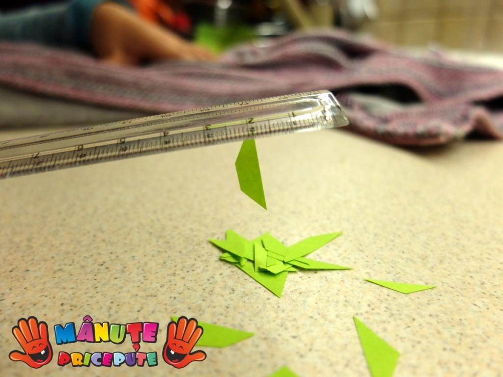 Experimente copii - experiment electricitate statica - 4