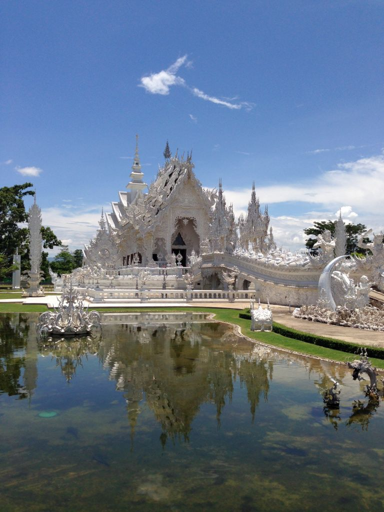 Thailanda – Ziua 37 – Chiang Rai – Iadul si Raiul