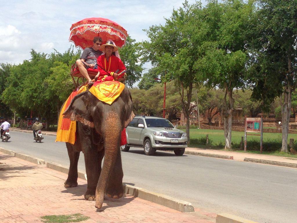 Thailanda – Mijloace de transport