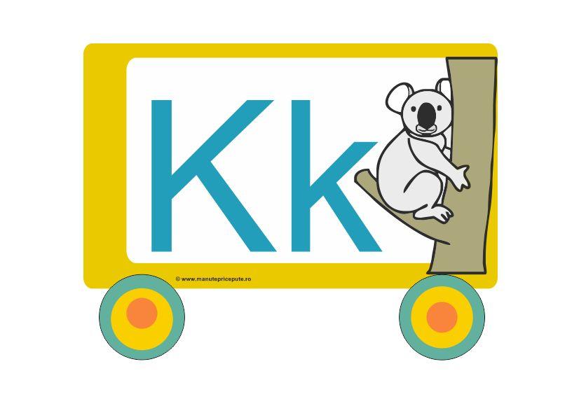 Litera K