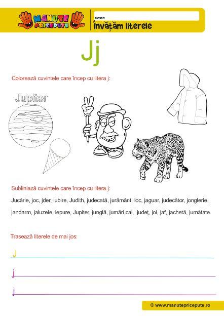 Litera J