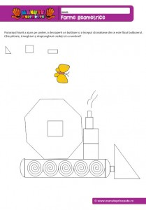 024 - Forme geometrice