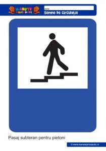 020 - Semne de circulatie pentru copii