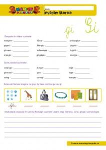 Gi - 003 - Grupul de litere GI