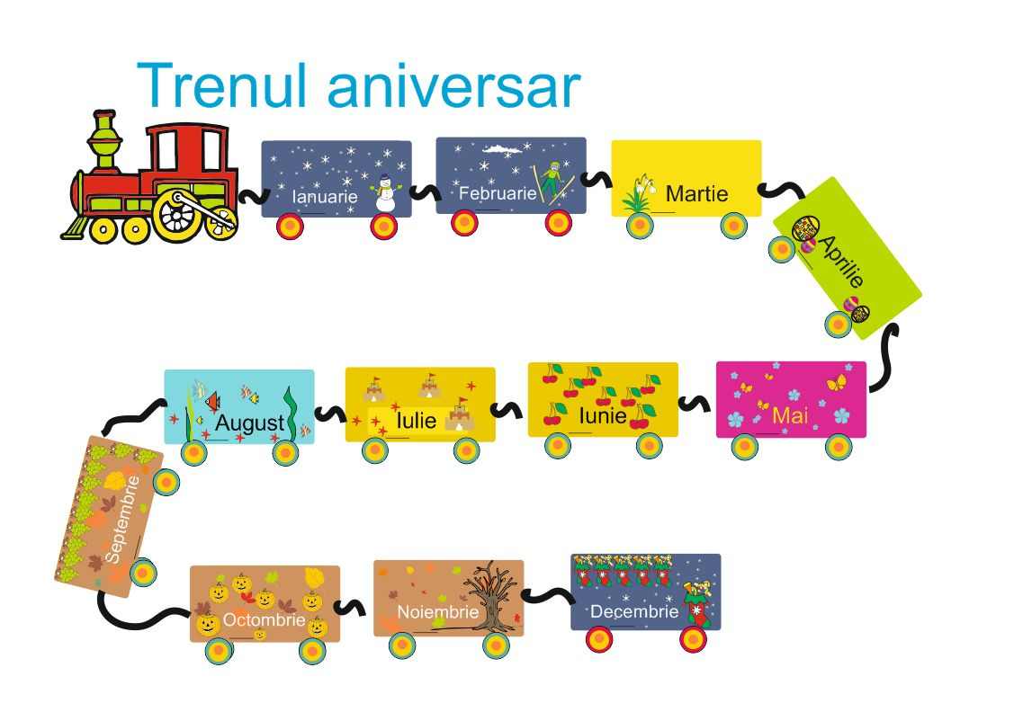 Tren aniversar