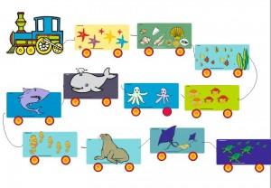 02 - trenul animalelor marine