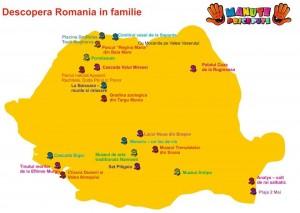 Descopera Romania in familie