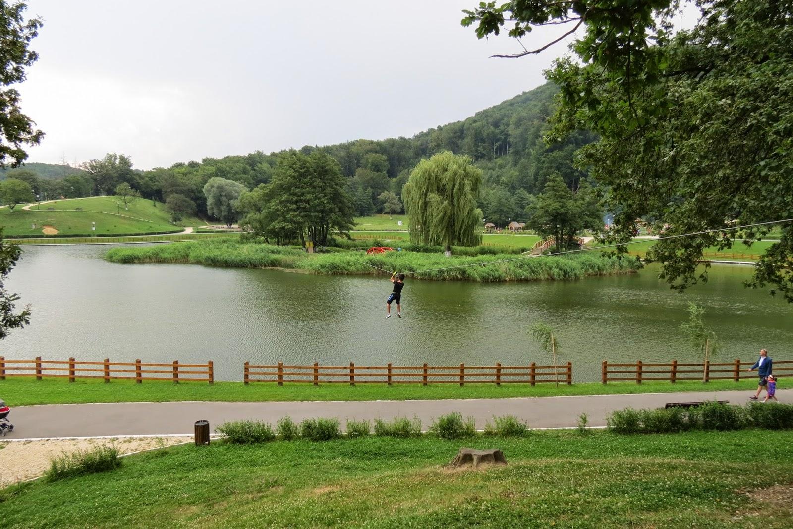 Lacul Noua din Braşov
