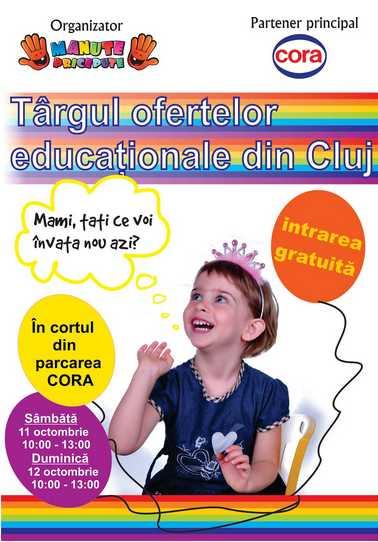 Prezentare Targul ofertelor educationale Cluj