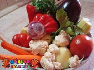 Ghiveci de legume - 2