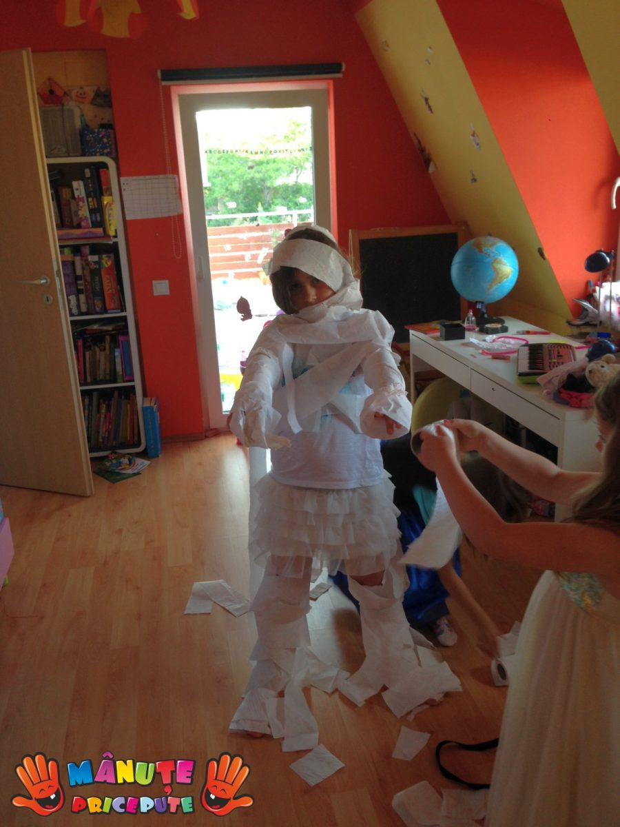 Mumie din hârtie