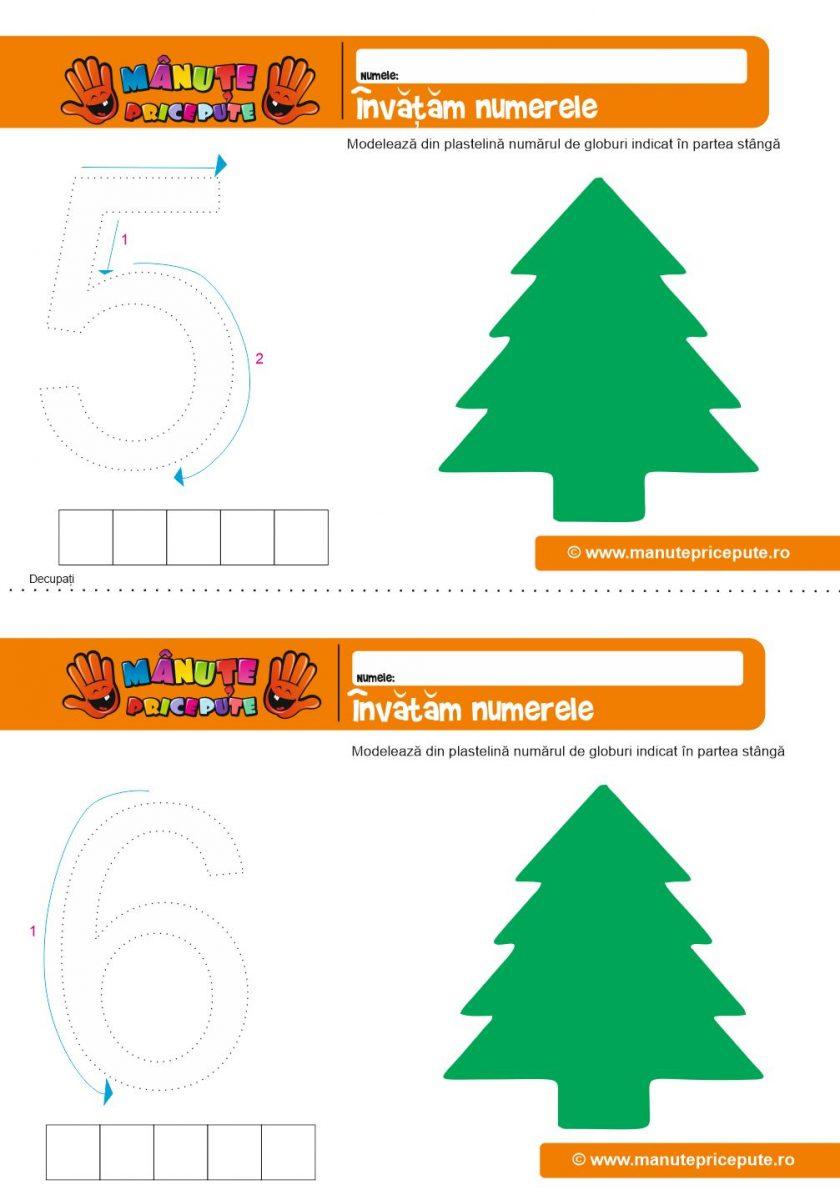 Cifrele 5 și 6