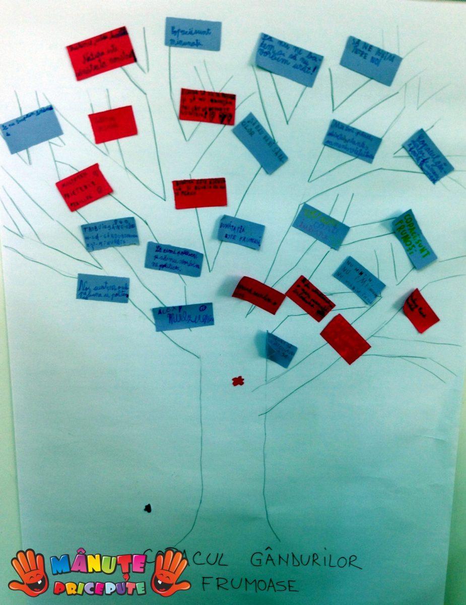 Copacul gândurilor frumoase