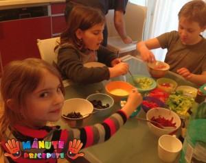 Micul bucatar - Salata vesela - 1