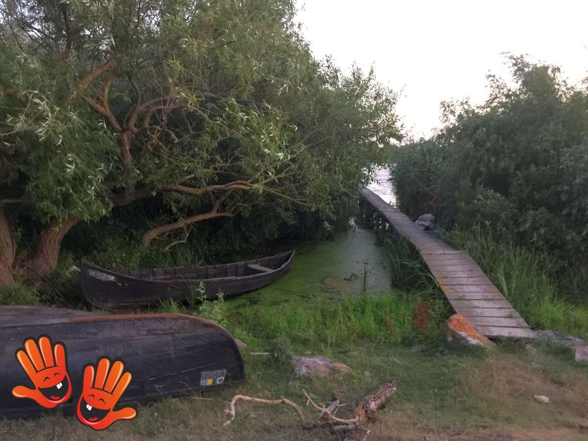 Sfântu Gheorghe –  locul unde Dunărea se întâlnește cu marea