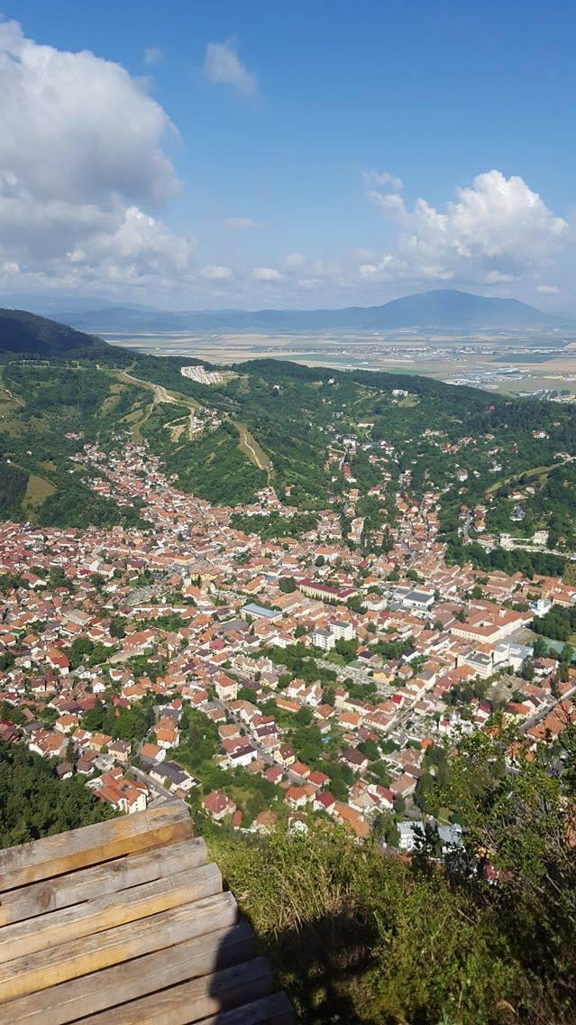 Tâmpa – muntele care veghează Brașovul
