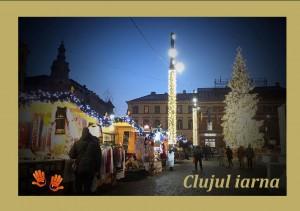 Clujul iarna cu copiii