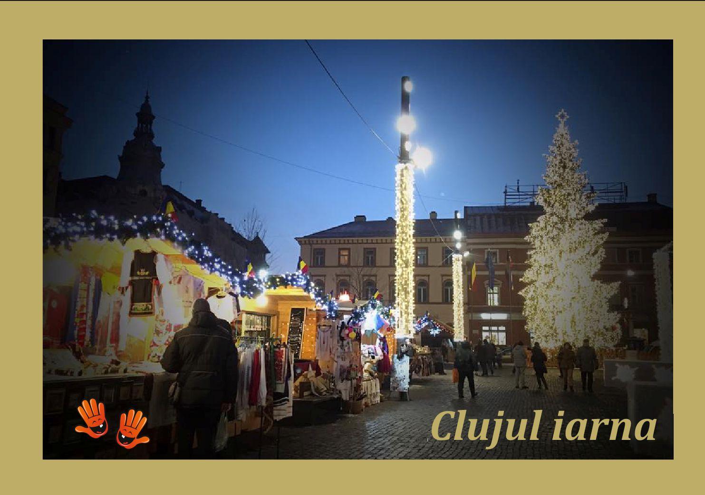City Break Cluj: Obiective de vizitat iarna cu copiii în Cluj-Napoca!