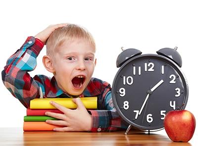 Despre organizare si managementul timpului cu copiii