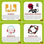Haihui prin lume: Japonia – cărți