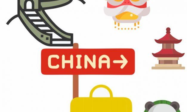 Haihui prin China