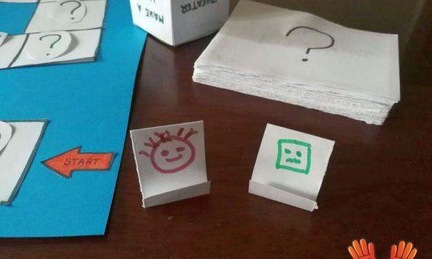Jocul emoțiilor în familie